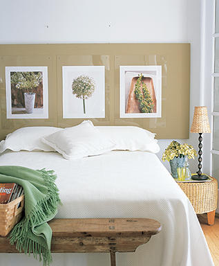 More Unique Headboard Ideas « House to Home